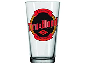 True Blood Logo Pint Glass by Other Manufacturer