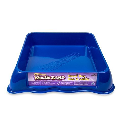 Kinetic Sand Sand Tray - Assorted Colors by Spin Master