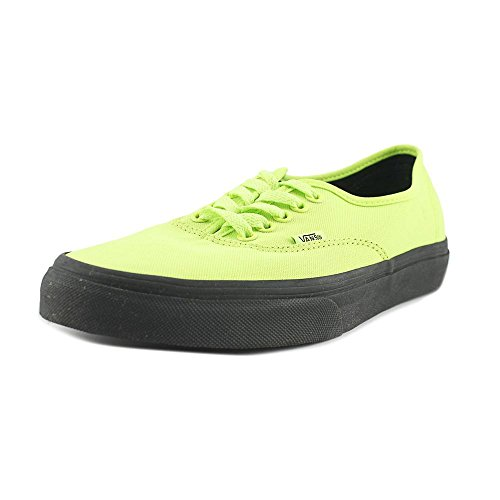 Gn Vans Black Bk Authentic Outsole Neon xnqpgS6C
