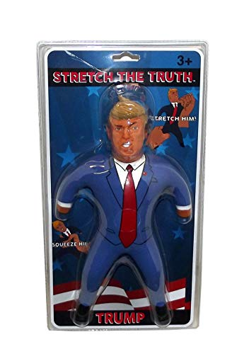 Donald Trump Stretch Mini Toy Funny Figure Pop Doll Cool