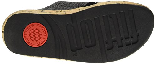FitFlopKys - Zapatos Mujer Negro (All Black 090)