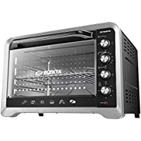 Elekta 60L Electric Oven with Rotisserie and Convection, Silver/Black, EBRO-787CG(A)