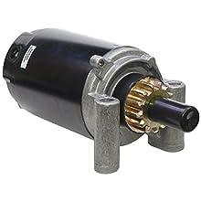 DB Electrical SAB0038 New Starter For Kohler C12-5 Cub Cadet, Toro Lawn Garden Tractor 264-6 264H 312-8 314-8 315-8, 1340 1315 1320 1325 1330 Kohler 12.5 Hp 12-098-05 12-098-06 12-098-09 12-098-12