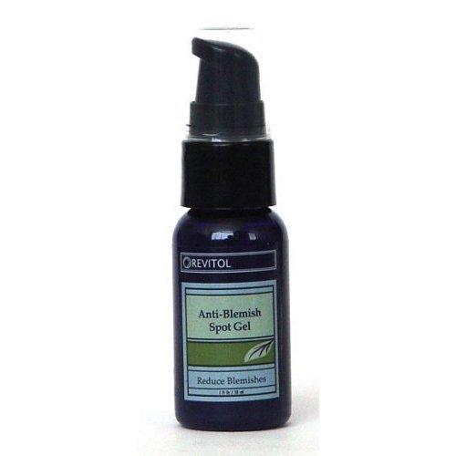 Revitol Acne Removal spot Gel - Lotion pour le traitement de l'acné et retrait Zits, Spots, boutons et imperfections ~ 6 Bouteilles