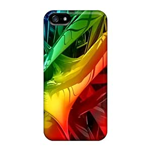 Jamiemobile2003 Fashion Protective Colorful 3d Cases Covers For Iphone 5/5s