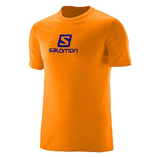 Salomon coton logo sS t-shirt pour homme