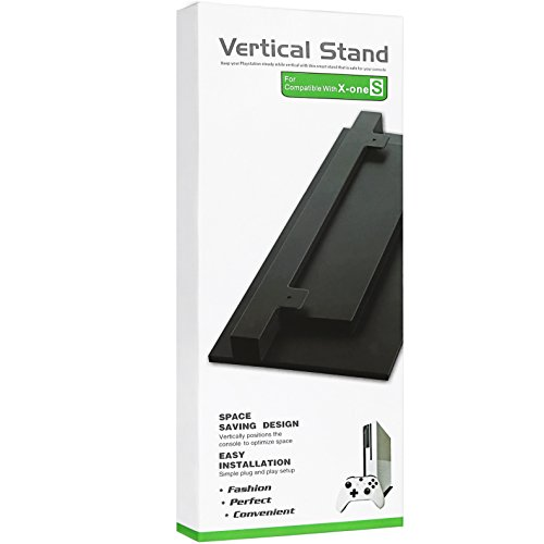 D DACCKIT Console Vertical Stand Compatible with Xbox One S