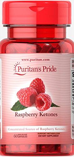 Puritans Pride Raspberry Ketones Capsules product image