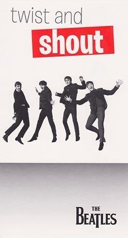 The Beatles Twist Shout Birthday Card Amazon Kitchen Home
