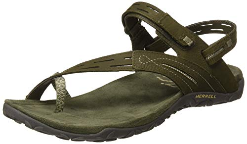 Merrell Women's Terran Convertible II Dusty Olive 9 M US M