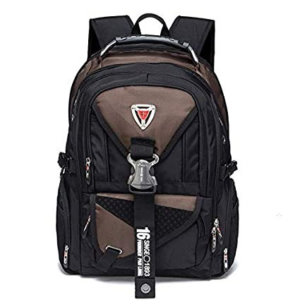Amazon.com: Laptop Backpack for Men Brand Swiss Backpack Men ...