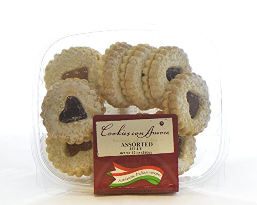 - Cookies Con Amore, Cookies Assorted, 12 Ounce