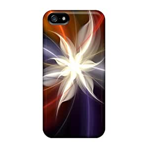Premium Iphone 5/5s Case - Protective Skin - High Quality For Flower Art Design