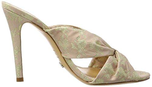 Schutz S0-13871099j, Pantofole Donna Pink (Light Pink)