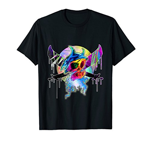 UV ~ Space Pirates Jolly Roger Skull (W!SE the all.E) ()