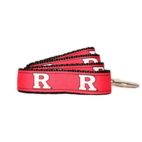 NCAA Rutgers Scarlet Knights Dog Leash (Team Color, (Ncaa Dog Leash)