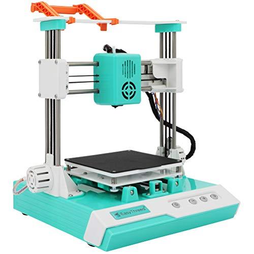 K1 3D Printer for Kids Building Size 100 x 100 x 100MM Portable Desktop Kit for Beginners Kids Teens 3D Printer with 1…