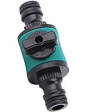 LOL lo Waterpijp Kraan Gezamenlijke Adapter 1/2 Inch Afsluitstekker Antislip voor Tuinslang