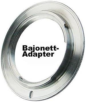 Adapter M42 Bajonet Lens To Konica Minolta Md Mount Camera Photo