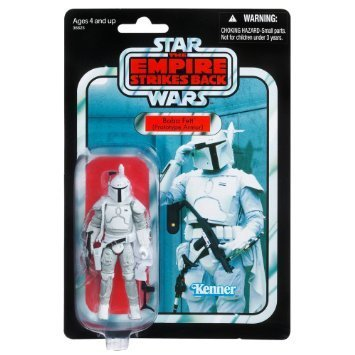 Star Wars Vintage Collection Boba Fett Prototype Armor Mail Away Exclusive Figure from Kenner
