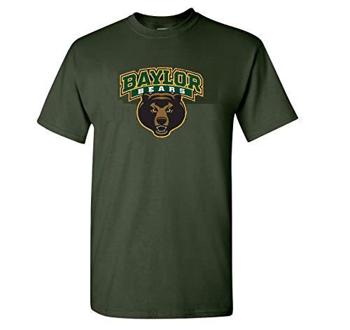 Profile Varsity Baylor University Men's Big & Tall Bears Logo T-Shirt (4XL)