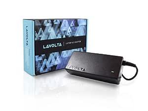 Lavolta 65W 45W Cargador PC Portátil - 5.5 x 1.7mm - Adaptador para Acer Aspire Extensa Travelmate 1000 2000 3000 4000 5000 serie 2540 2930 5230 5635Z ...