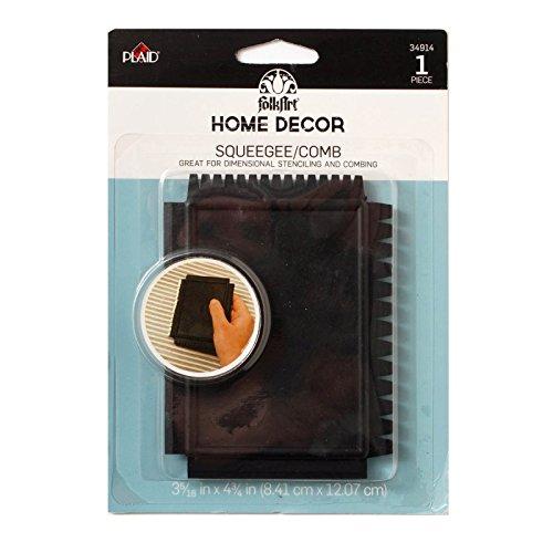 FolkArt Home Decor Squeegee/Comb, 34914