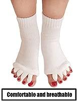 Calcetines de Cinco Dedos 5 Dedo Medias Mujer Algodón Yoga ...