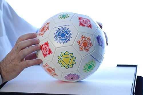 Cognomovement Soccer Ball Style + 1-Year Subscription | See Video Below | Physical & Mental Exercise Ball | Promotes Healthy Eating - Managing Stress Caused Emotional Eating | Boost Mental Acuity by Cognomovement (Image #3)