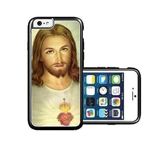 RCGrafix Brand Sacred Heart Of Jesus iPhone 6 Case - Fits NEW Apple iPhone 6