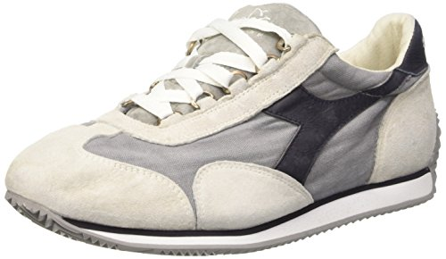 Smoke – Adulto Low Scarpe Stone Bianco 12 dk Equipe white top Unisex Wash Diadora xqTzO8nX