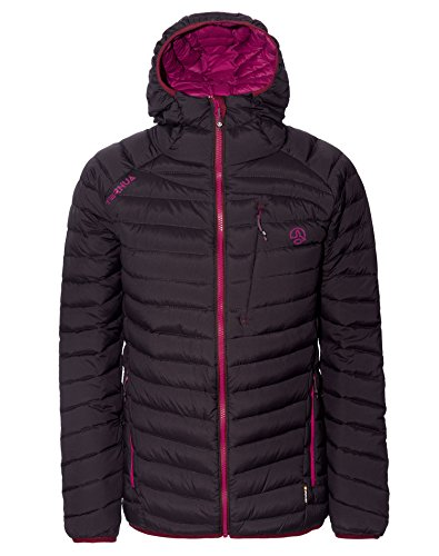 JKT Black W Women Grey Down Jacket Down whales Trona Ternua women W Jkt HIGHCHAIR nxFqtPz