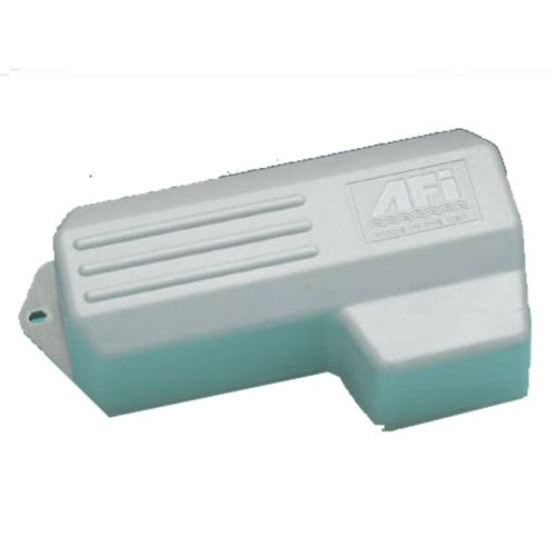 AFI 36180 AFI-1000 Heavy Duty Waterproof Marine Wiper Motor (12-Volt, 1.5-Inch Shaft, 80-Degree Sweep)