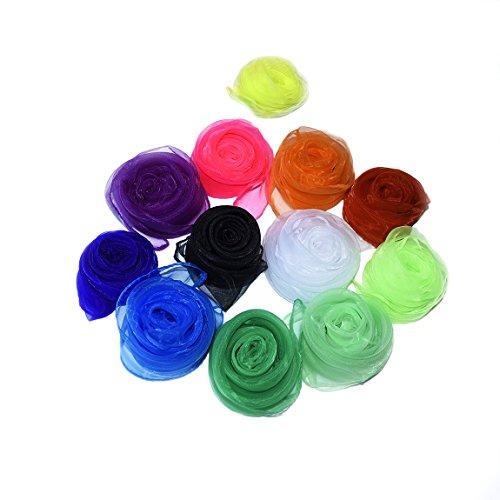 Juggling Scarves Dadoudou Hemmed Assorted product image
