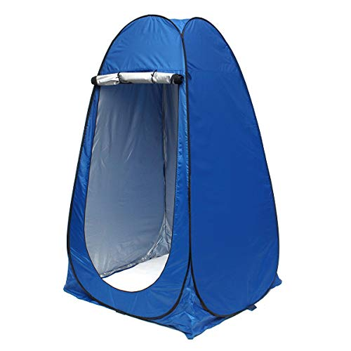 Nrthtri smt Outdoor 1-2 People Camping Automatic Tent Portable Sunshade Change Room Waterproof UV Protection…