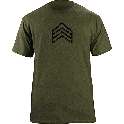 Vintage Army Sergeant Veteran T Shirt