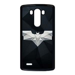 Protection Cover LG G3 Black Phone Case Zyazj Batman Personalized Durable Cases