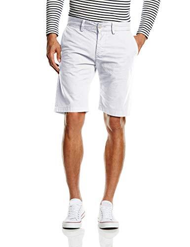 Blancoptic 802 Pepe Mc Homme White Jeans QueenShort dBoQrChxst
