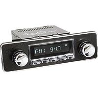 RetroSound HC-502-06-96 Hermosa Direct-Fit Radio