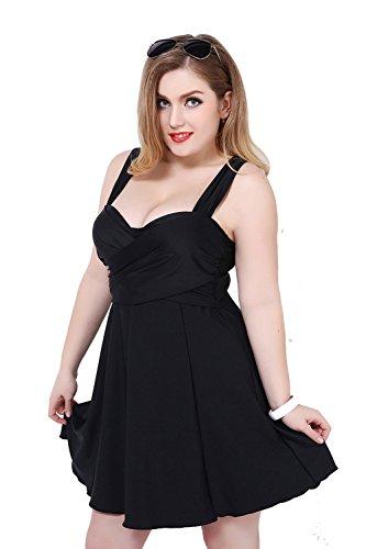 yht-women-plus-size-two-piece-solid-bikini-swimsuit-swimming-wear-2xl-black