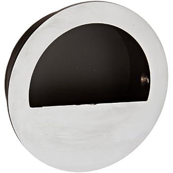 Circular Recessed Sliding Door Handles Round Flush Finger