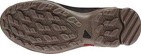 adidas Men's Terrex AX2R GTX Hiking Shoe Night Brown, Black, Brown