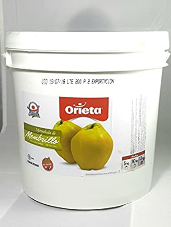ORIETA MERMELADA REPOSTERA DE MEMBRILLO