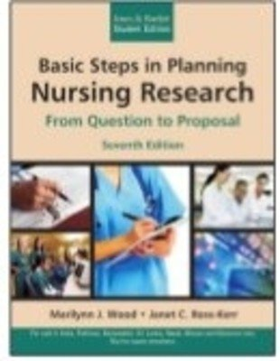 Basic Stpes In Planning Nursing Research-International for sale  Delivered anywhere in USA