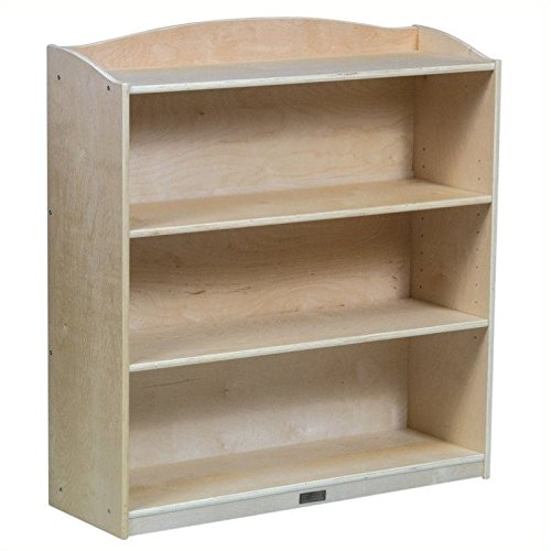 Guidecraft Single-Sided Bookcase - 36in Height