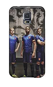 New Premium ColorCases Netherland World Cup 2014 Kit Skin Case Cover Excellent Fitted For Galaxy S5