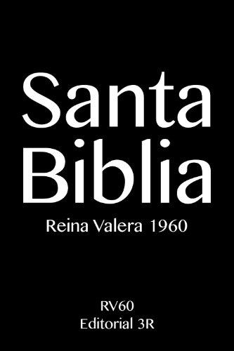 Biblia (Reina Valera 1960 RV60) Con índice activo por cada libro (Spanish Edition