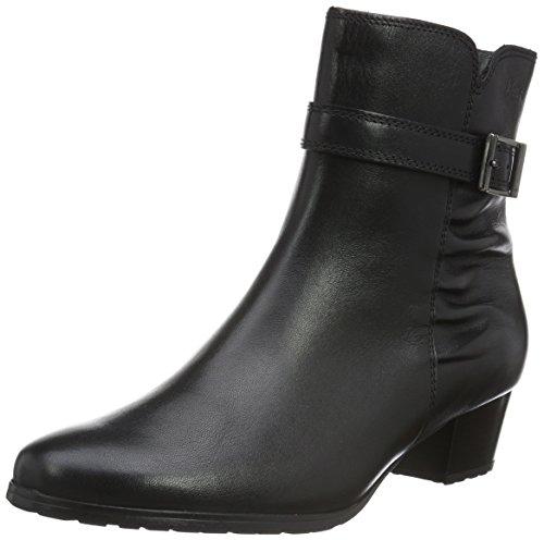 Sioux Fereola - botas de caña baja para mujer Negro
