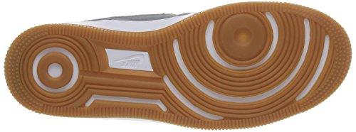 NIKE 654852 001 - Zapatillas de correr de material sintético mujer multicolor - Mehrfarbig (COOL GREY/COOL GREY)