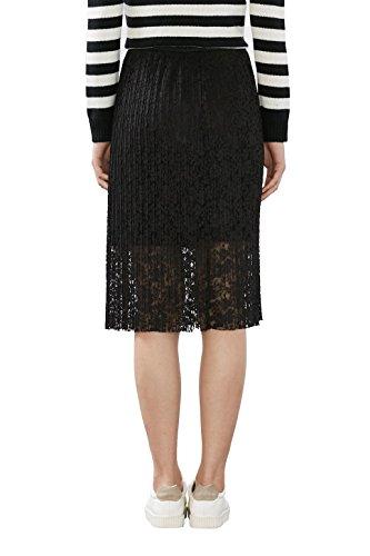 001 edc Jupe Black Esprit Noir Femme by wYzExrSY